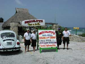 Cozumel bars with history