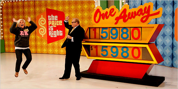 Drew Cary the new host of The Price Is Right!
